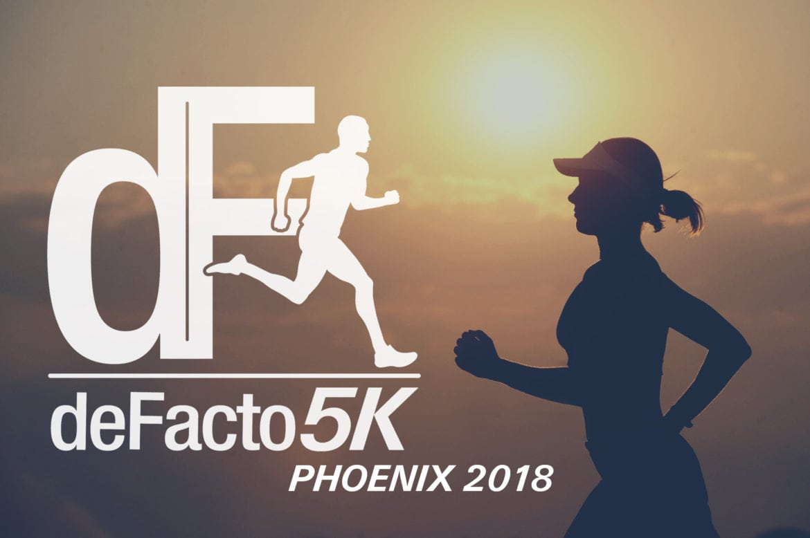 2018 deFacto 5k Race to End Hunger