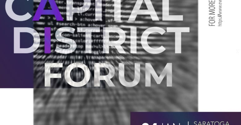Photo of AI Capital District Forum