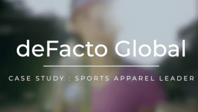 Photo of deFacto Global Case Study Sports Apparel Industry Leader