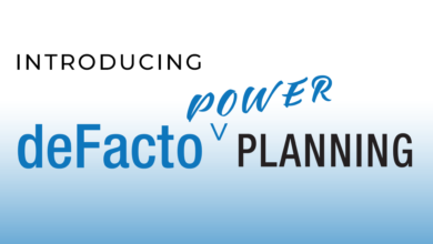 Photo of Introducing deFacto Power Planning