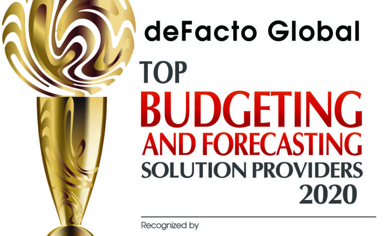 Photo of deFacto Global Listed as Top Budgeting & Forecasting Solution Providers of 2020 by CFO Tech Outlook
